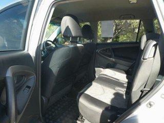 2010 Toyota RAV4 ACA38R CV (2WD) Silver Pearl 5 Speed Manual Wagon