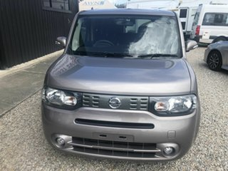 2014 Nissan Cube Z12 Disability Sloper  Brown 1 Speed Constant Variable Wagon