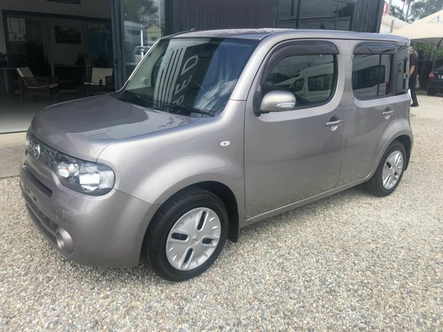 Used Nissan Cube Z12 , 2014 Nissan Cube Z12 Disability Sloper  Brown 1 Speed Constant Variable Wagon