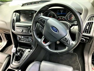 2016 Ford Focus LZ ST Black 6 Speed Manual Hatchback