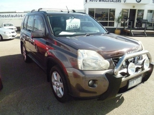 Used Nissan X-Trail T31 ST-L, 2008 Nissan X-Trail T31 ST-L Gold 6 Speed Manual Wagon