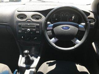 2007 Ford Focus LT Zetec Blue 5 Speed Manual Hatchback.