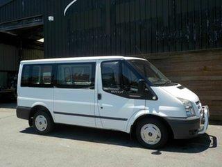 2013 Ford Transit VM MY13 280 Low Roof SWB White 6 Speed Manual Van.
