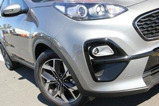 2019 Kia Sportage QL MY20 SX 2WD Steel Grey 6 Speed Sports Automatic Wagon.