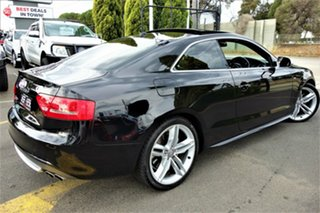 2010 Audi S5 8T MY10 Quattro Black 6 Speed Sports Automatic Coupe.