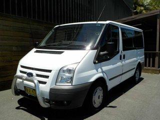 2013 Ford Transit VM MY13 280 Low Roof SWB White 6 Speed Manual Van