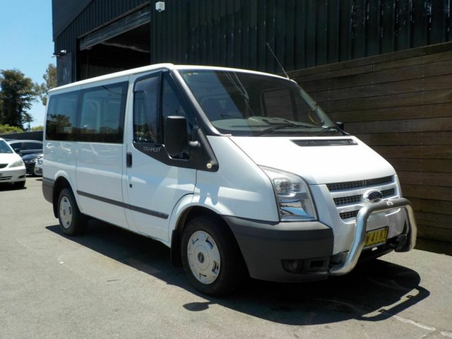 Used Ford Transit VM MY13 280 Low Roof SWB, 2013 Ford Transit VM MY13 280 Low Roof SWB White 6 Speed Manual Van