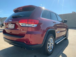 2015 Jeep Grand Cherokee WK MY15 Laredo 4x2 Red 8 Speed Sports Automatic Wagon