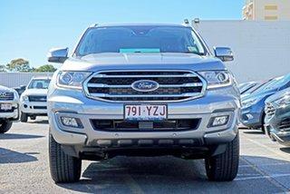 2019 Ford Everest UA II 2019.00MY Trend RWD Aluminium 10 Speed Sports Automatic Wagon.