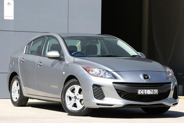Used Mazda 3 BL10F2 MY13 Neo Activematic, 2013 Mazda 3 BL10F2 MY13 Neo Activematic Silver 5 Speed Sports Automatic Sedan