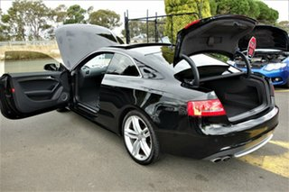 2010 Audi S5 8T MY10 Quattro Black 6 Speed Sports Automatic Coupe