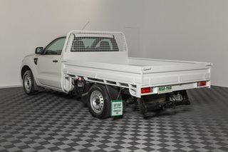 2015 Ford Ranger PX XL 4x2 White 6 speed Manual Cab Chassis