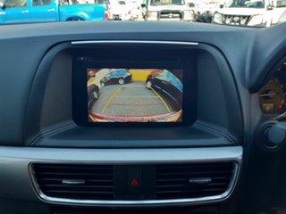 2016 Mazda CX-5 KE1032 Maxx SKYACTIV-Drive i-ACTIV AWD Red 6 Speed Sports Automatic Wagon