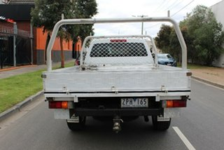 2013 Holden Colorado RG LX (4x2) White 6 Speed Automatic Cab Chassis