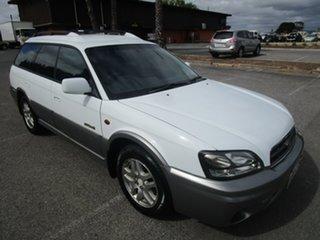 2001 Subaru Outback MY02 4 Speed Automatic Wagon.