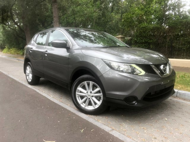 Used Nissan Qashqai J11 ST, 2016 Nissan Qashqai J11 ST Metalic/ 1 Speed Constant Variable Wagon