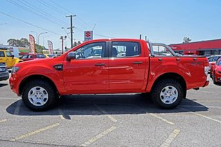 2015 Ford Ranger PX MkII XLS Double Cab Red 6 Speed Manual Utility