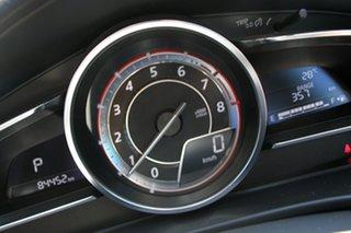 2014 Mazda 3 BM5438 SP25 SKYACTIV-Drive GT Black 6 Speed Sports Automatic Hatchback