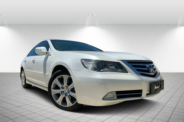 Used Honda Legend 4th Gen , 2008 Honda Legend 4th Gen White 5 Speed Sports Automatic Sedan