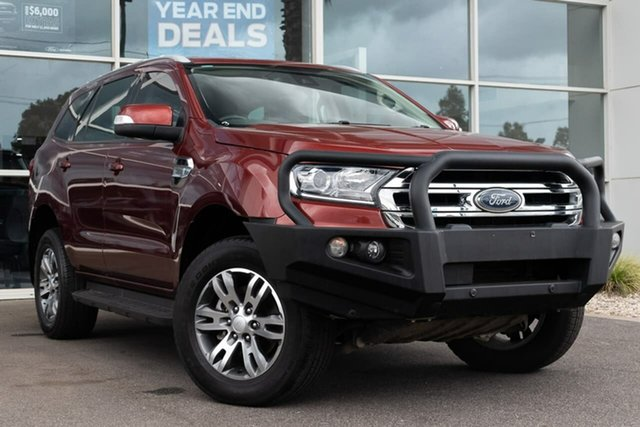 Used Ford Everest UA Trend 4WD, 2015 Ford Everest UA Trend 4WD 6 Speed Sports Automatic Wagon