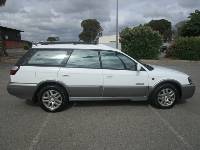 Used Subaru Outback MY02 , 2001 Subaru Outback MY02 4 Speed Automatic Wagon