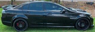 2009 Holden Commodore VE MY09.5 SS V Black 6 Speed Sports Automatic Sedan.