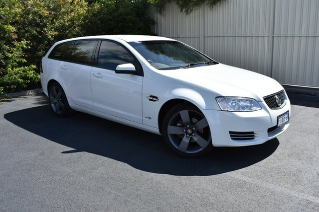 Used Holden Commodore VE II MY12.5 Z Series Sportwagon, 2013 Holden Commodore VE II MY12.5 Z Series Sportwagon White 6 Speed Sports Automatic Wagon