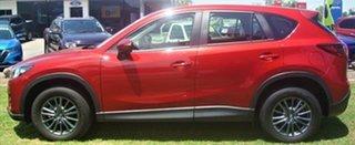 2017 Mazda CX-5 KE1072 Maxx SKYACTIV-Drive FWD Red 6 Speed Sports Automatic Wagon