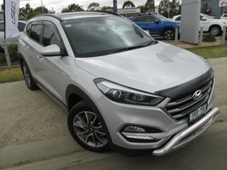 2018 Hyundai Tucson TL MY18 Active X 2WD Silver 6 Speed Sports Automatic Wagon.