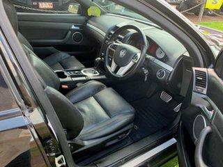 2009 Holden Commodore VE MY09.5 SS V Black 6 Speed Sports Automatic Sedan