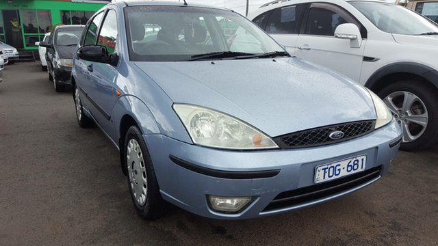 Used Ford Focus LR MY2003 CL, 2004 Ford Focus LR MY2003 CL Blue 4 Speed Automatic Hatchback