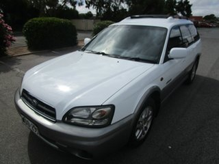 2001 Subaru Outback MY02 4 Speed Automatic Wagon