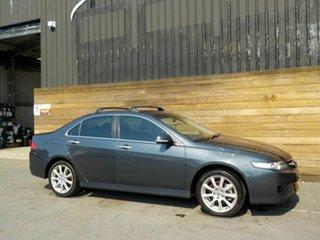 2006 Honda Accord Euro CL MY2006 Grey 6 Speed Manual Sedan