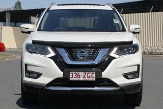 2018 Nissan X-Trail T32 Series II Ti X-tronic 4WD Ivory Pearl 7 Speed Constant Variable Wagon
