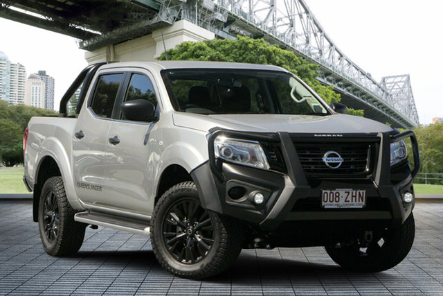 Demo Nissan Navara D23 S3 SL, 2019 Nissan Navara D23 S3 SL Brilliant Silver 7 Speed Sports Automatic Utility