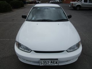 1997 Mitsubishi Lancer CE MR 4 Speed Automatic Coupe.