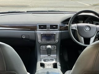2006 Holden Statesman WM White 5 Speed Sports Automatic Sedan