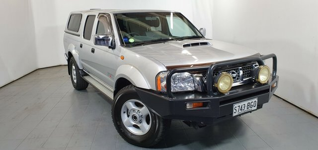 Used Nissan Navara D40 S8 RX, 2014 Nissan Navara D40 S8 RX Silver 6 Speed Manual Cab Chassis