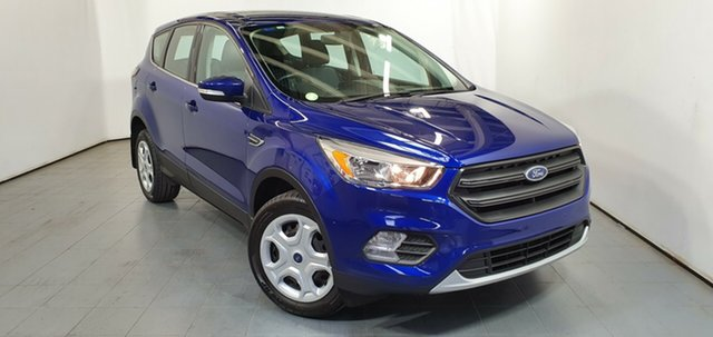 Used Ford Escape ZG Ambiente 2WD, 2016 Ford Escape ZG Ambiente 2WD Blue 6 Speed Sports Automatic Wagon