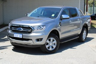 2019 Ford Ranger PX MKIII 2019.0 XLT Pick-up Double Cab Aluminium 6 Speed Sports Automatic Utility
