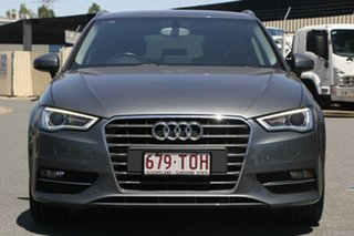 2013 Audi A3 8P MY13 Ambition Sportback S Tronic Grey 6 Speed Sports Automatic Dual Clutch Hatchback