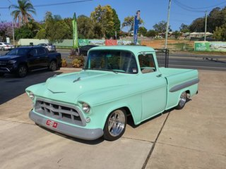 1955 Chevrolet 3100 Green Mint Automatic Utility