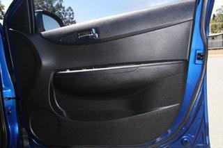 2015 Hyundai i20 PB MY16 Active Blue 6 Speed Manual Hatchback