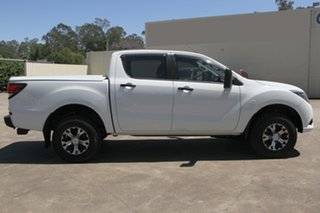 2016 Mazda BT-50 UR0YG1 XTR 4x2 Hi-Rider White 6 Speed Sports Automatic Utility.