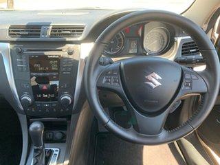 2010 Suzuki Kizashi FR XLS Silver 6 Speed Constant Variable Sedan