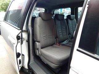 2014 Kia Grand Carnival VQ MY14 SLi White 6 Speed Sports Automatic Wagon