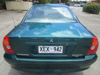 2003 Mitsubishi Magna TJ Executive 4 Speed Auto Sports Mode Sedan