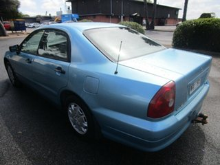 2002 Mitsubishi Magna TJ Executive 5 Speed Manual Sedan