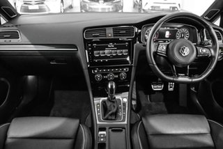 2018 Volkswagen Golf 7.5 MY19 R DSG 4MOTION Special Edition Blue 7 Speed.