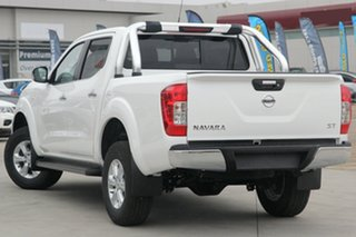 2020 Nissan Navara D23 S4 MY20 ST Polar White 7 Speed Sports Automatic Utility.